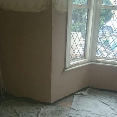 rising damp problem in the home
